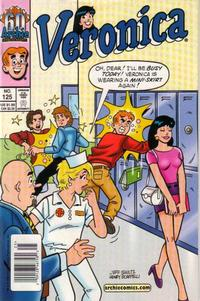 Cover for Veronica (Archie, 1989 series) #125