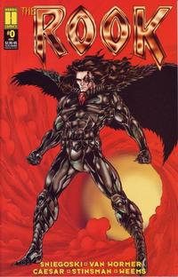 Cover Thumbnail for The Rook (Harris Comics, 1995 series) #0