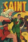 Cover for The Saint (Avon, 1947 series) #5