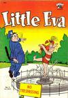 Cover for Little Eva (St. John, 1952 series) #3