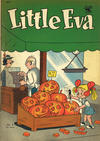 Cover for Little Eva (St. John, 1952 series) #4