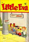 Cover for Little Eva (St. John, 1952 series) #7