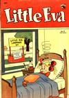 Cover for Little Eva (St. John, 1952 series) #9