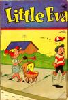 Cover for Little Eva (St. John, 1952 series) #10