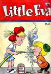 Cover for Little Eva (St. John, 1952 series) #12