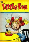 Cover for Little Eva (St. John, 1952 series) #13