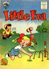Cover for Little Eva (St. John, 1952 series) #25