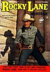 Cover for Rocky Lane Western (Fawcett, 1949 series) #1