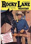 Cover for Rocky Lane Western (Fawcett, 1949 series) #5