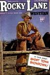 Cover for Rocky Lane Western (Fawcett, 1949 series) #6