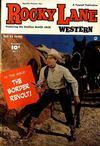 Cover for Rocky Lane Western (Fawcett, 1949 series) #7