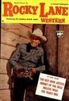 Cover for Rocky Lane Western (Fawcett, 1949 series) #9