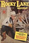 Cover for Rocky Lane Western (Fawcett, 1949 series) #10