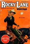 Cover for Rocky Lane Western (Fawcett, 1949 series) #11