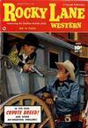 Cover for Rocky Lane Western (Fawcett, 1949 series) #12
