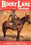 Cover for Rocky Lane Western (Fawcett, 1949 series) #14