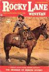 Cover for Rocky Lane Western (Fawcett, 1949 series) #14