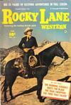 Cover for Rocky Lane Western (Fawcett, 1949 series) #16