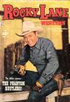 Cover for Rocky Lane Western (Fawcett, 1949 series) #17
