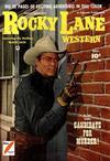 Cover for Rocky Lane Western (Fawcett, 1949 series) #19