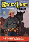 Cover for Rocky Lane Western (Fawcett, 1949 series) #22