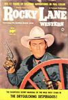 Cover for Rocky Lane Western (Fawcett, 1949 series) #23