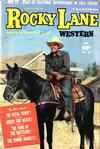 Cover for Rocky Lane Western (Fawcett, 1949 series) #24