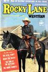 Cover for Rocky Lane Western (Fawcett, 1949 series) #24