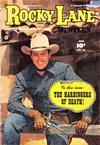 Cover for Rocky Lane Western (Fawcett, 1949 series) #26