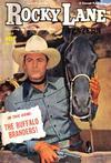 Cover for Rocky Lane Western (Fawcett, 1949 series) #27