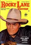 Cover for Rocky Lane Western (Fawcett, 1949 series) #31