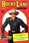 Cover for Rocky Lane Western (Fawcett, 1949 series) #32