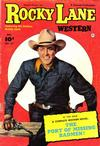 Cover for Rocky Lane Western (Fawcett, 1949 series) #32