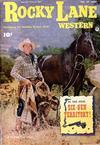 Cover for Rocky Lane Western (Fawcett, 1949 series) #37