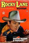 Cover for Rocky Lane Western (Fawcett, 1949 series) #39