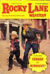 Cover for Rocky Lane Western (Fawcett, 1949 series) #40