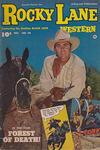 Cover for Rocky Lane Western (Fawcett, 1949 series) #44