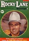 Cover for Rocky Lane Western (Fawcett, 1949 series) #49