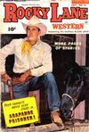 Cover for Rocky Lane Western (Fawcett, 1949 series) #51