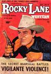 Cover for Rocky Lane Western (Fawcett, 1949 series) #53