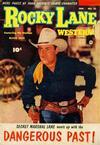 Cover for Rocky Lane Western (Fawcett, 1949 series) #55
