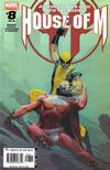 Cover for House of M (Marvel, 2005 series) #8 [Esad Ribic Cover]