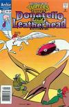 Cover for Teenage Mutant Ninja Turtles Presents: Donatello and Leatherhead (Archie, 1993 series) #3