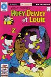 Cover for Huey, Dewey et Louie - Les Castors Juniors (Editions Héritage, 1980 series) #1