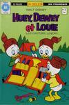 Cover for Huey, Dewey et Louie - Les Castors Juniors (Editions Héritage, 1980 series) #3