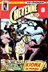 Cover for Cheyenne Kid (Editions Héritage, 1972 series) #1