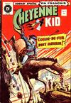 Cover for Cheyenne Kid (Editions Héritage, 1972 series) #9