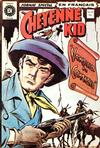 Cover for Cheyenne Kid (Editions Héritage, 1972 series) #10