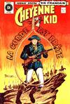 Cover for Cheyenne Kid (Editions Héritage, 1972 series) #11