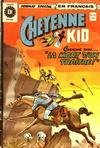 Cover for Cheyenne Kid (Editions Héritage, 1972 series) #12